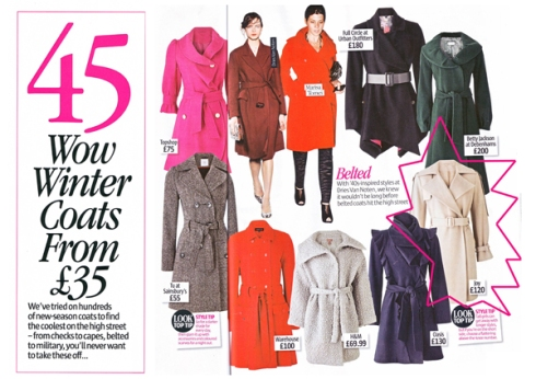 Look Magazine - 45 Wow Winter Coats